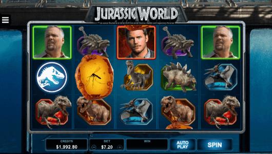 Jurassic world online spielen