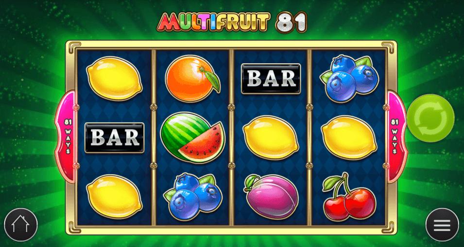 Multifruit 81 Slot mobil