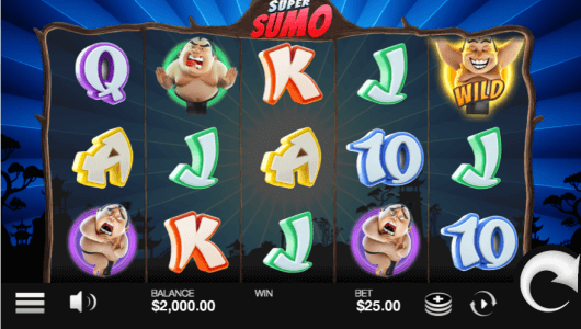 Spiele Sumo Showdown - Video Slots Online