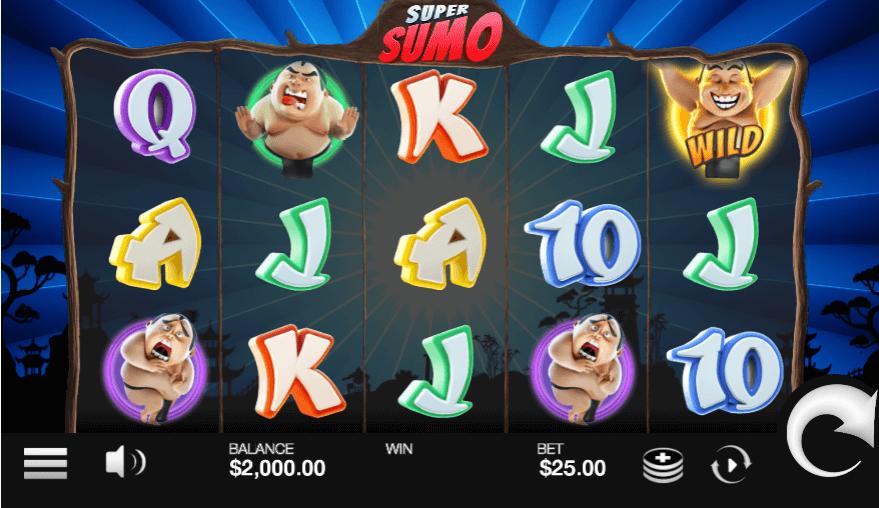 Super Sumo Slot