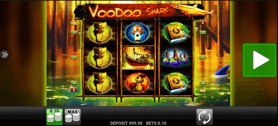 voodoo shark spielen