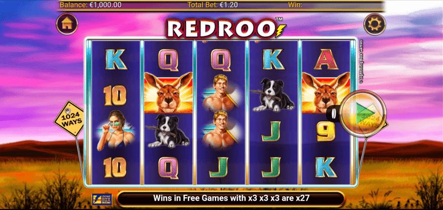 Redroo Slot mobil
