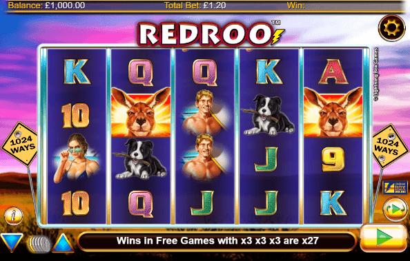 Redroo Slot