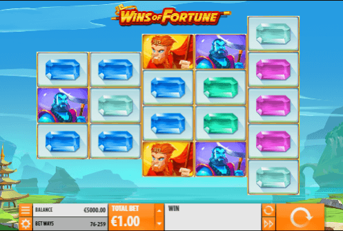 Spiele Wins Of Fortune - Video Slots Online