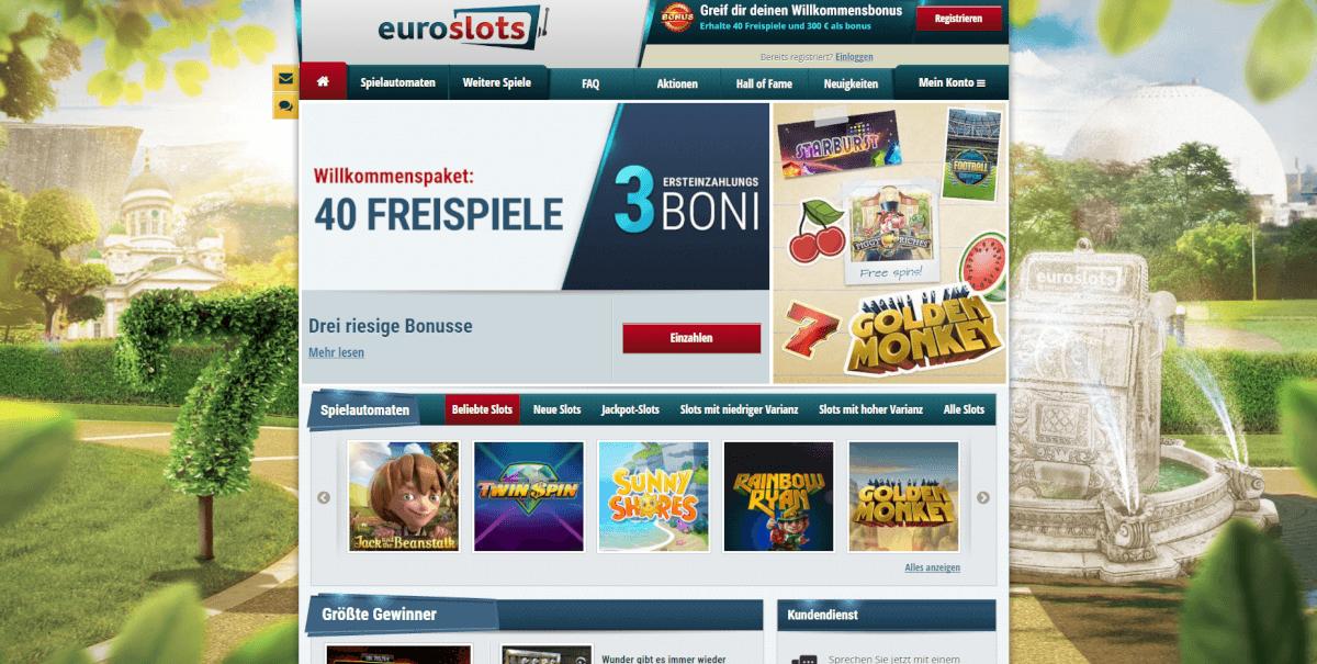 euroslot online