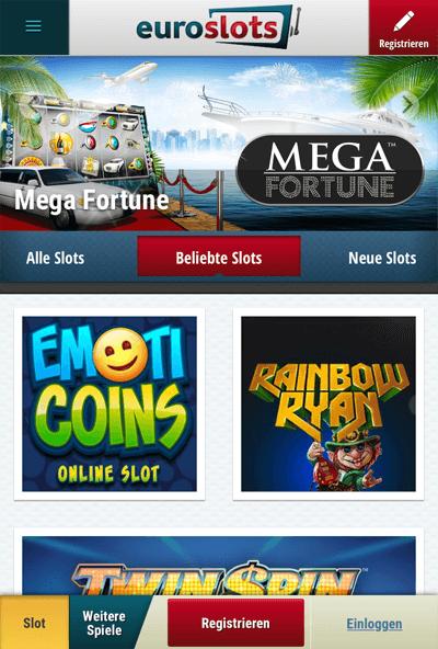 euroslots app