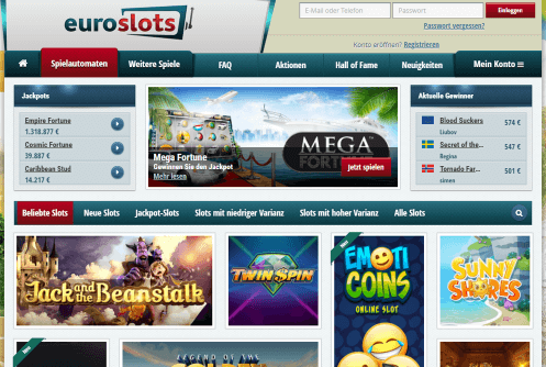 euroslots casino 994