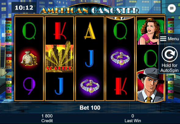Spiele American Gangster - Video Slots Online