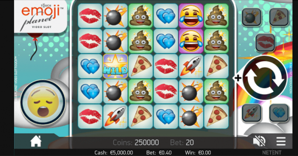 Spiele Emojiplanet - Video Slots Online