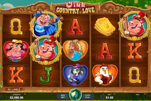 Oink Country Love | Euro Palace Casino Blog