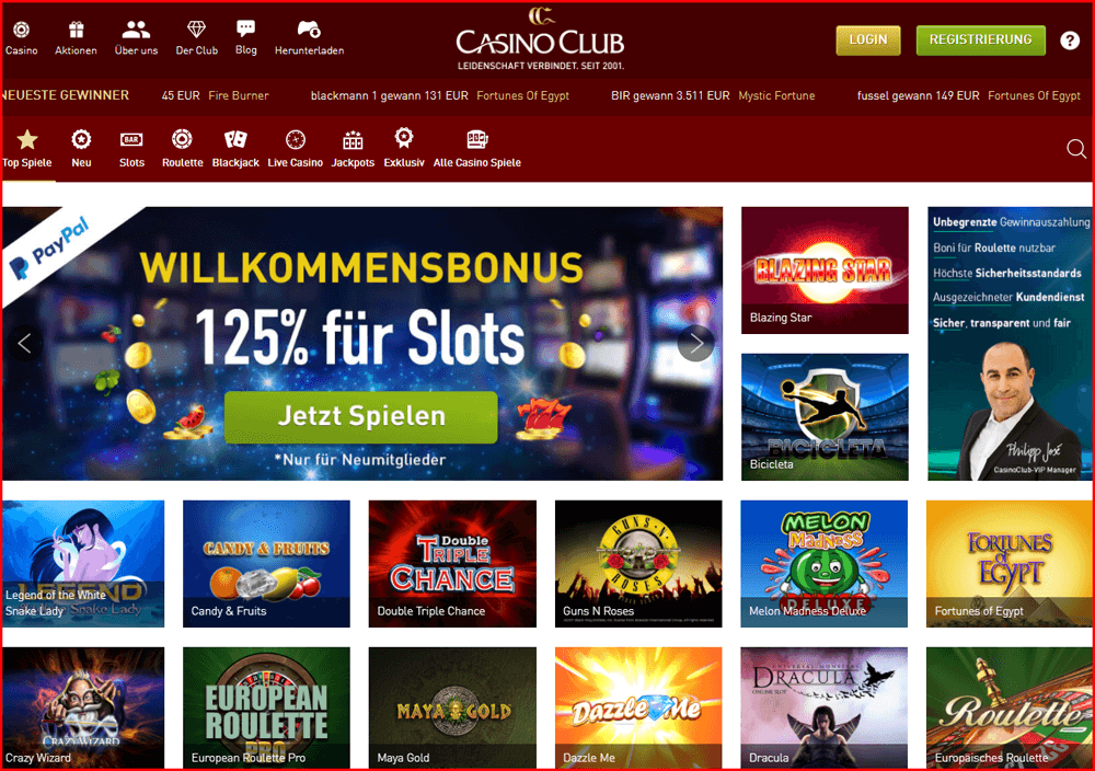 casinoclub 2017
