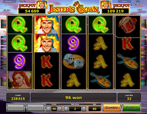 Jesters Crown Slot