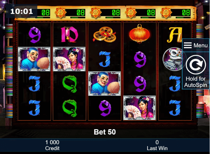 Dancing Dragon Slot mobil