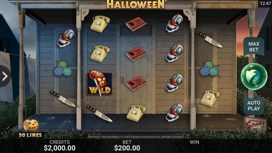 Halloween Slot Mobil