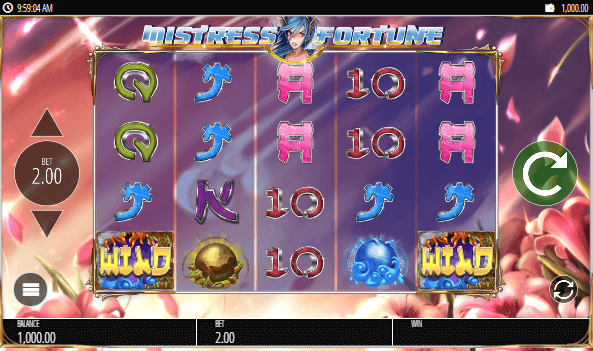 Mistress Fortune Slot