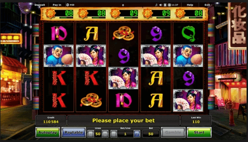 Dancing Dragon Slot