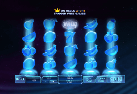 Hologram Wilds Slot