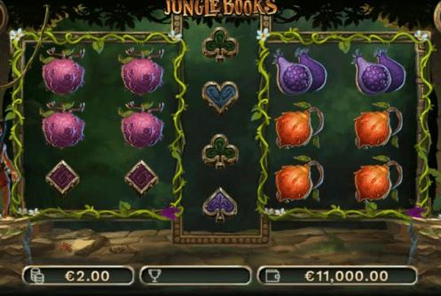 Dschungelbuch Slot