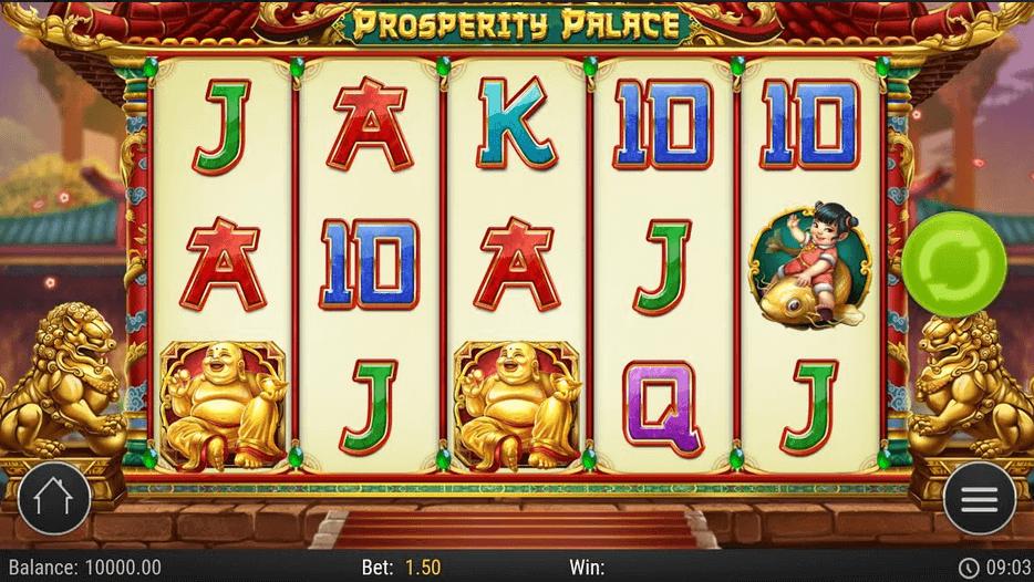 Prosperity Palace Slot mobil