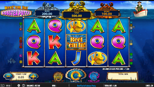 Spiele ReelEm In Lobster Potty - Video Slots Online