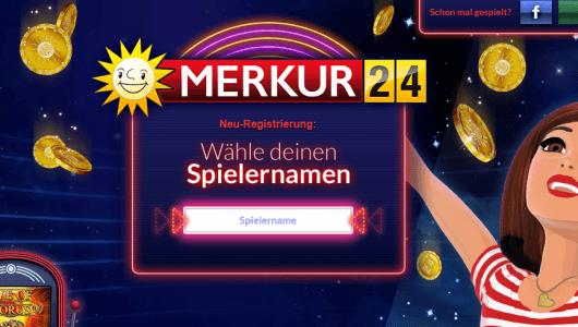 Merkur 24 Social Casino