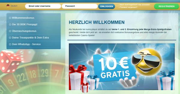 Online Casino 1 Euro Einzahlen