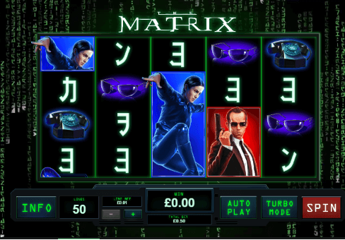 The Matrix Slot