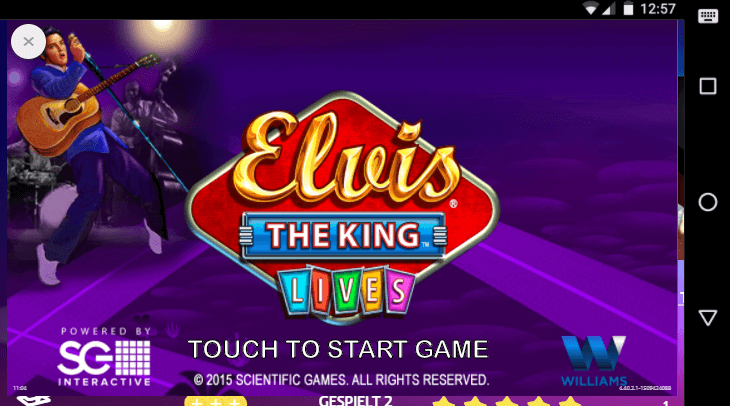 elvis slot mobile