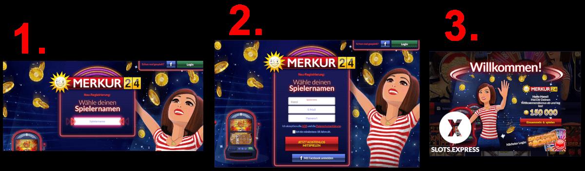 merkur24 anmeldung