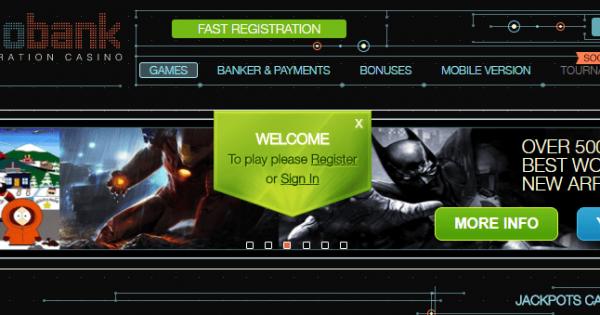 Jackpot slots game online