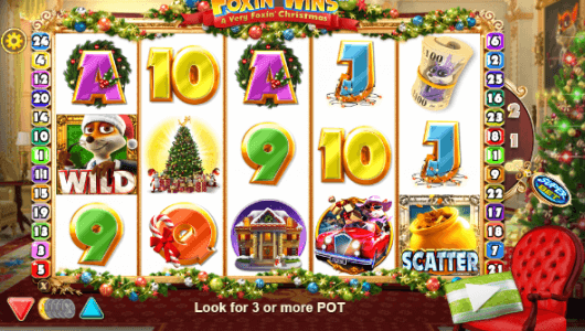 Foxin Wins - Rizk Casino