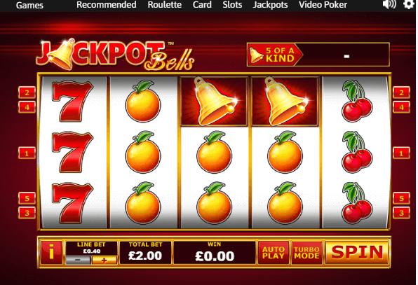 Jackpot Bells Slot