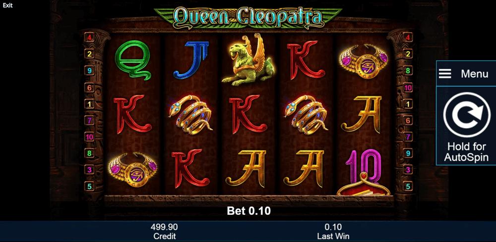 queen cleopatra app