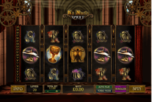 Da Vincis Vault