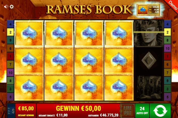 Book of Ra Alternative Ramses Book