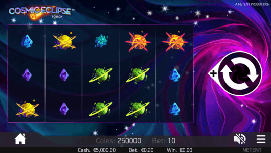 Cosmics Eclipse Mobil