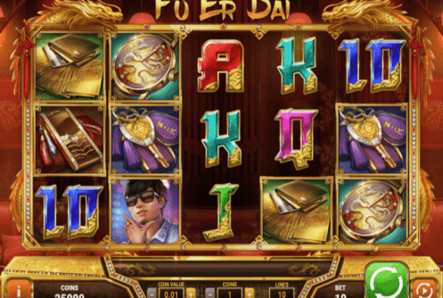 Spiele San Fu - Video Slots Online