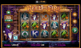 Reels of Fire