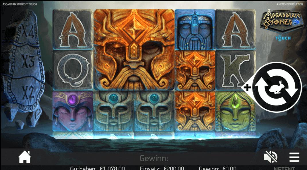 asgardian stones mobil per app spielen