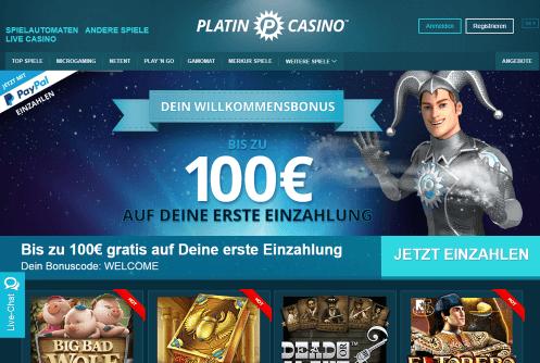 platin casino 994