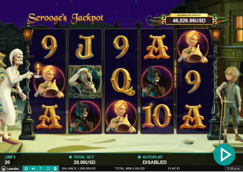 Scrooges Jackpot