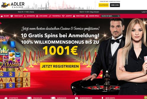 adler casino freispiele 994