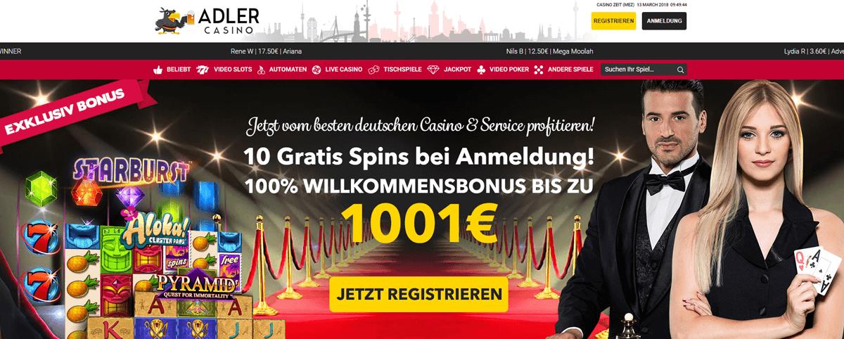 adler casino freispiele
