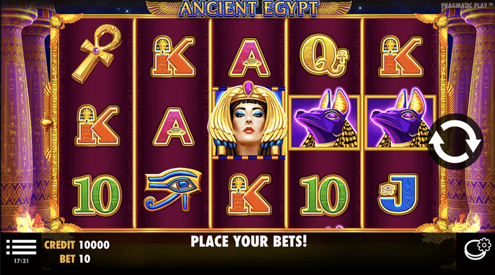 Ancient Egypt Slot mobil