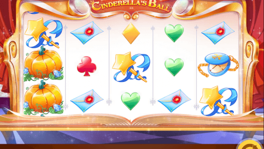 Cinderella's Ball Slot