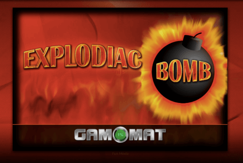 Bally Wulff Explodiac Spielautomat