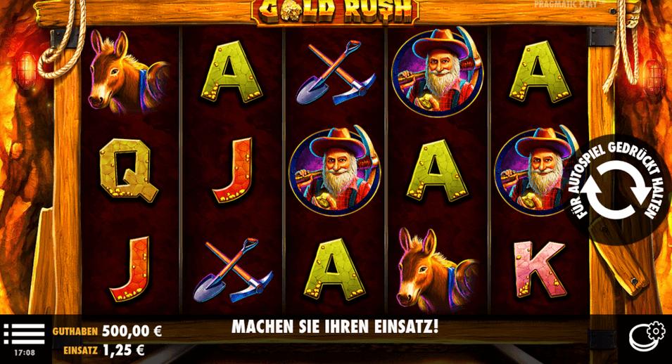 Gold Rush mobil