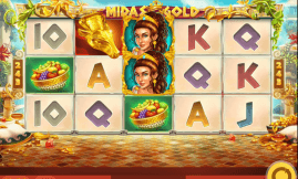 Midas Gold Slot