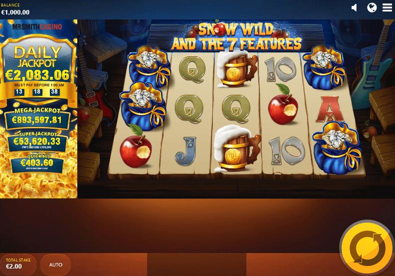 Snow Wild Slot