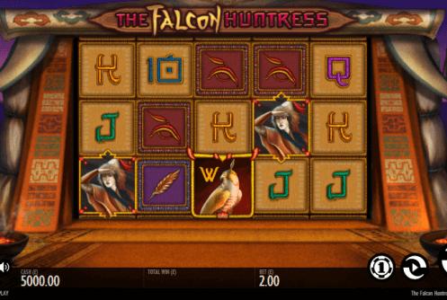 The Falcon Huntress Slot